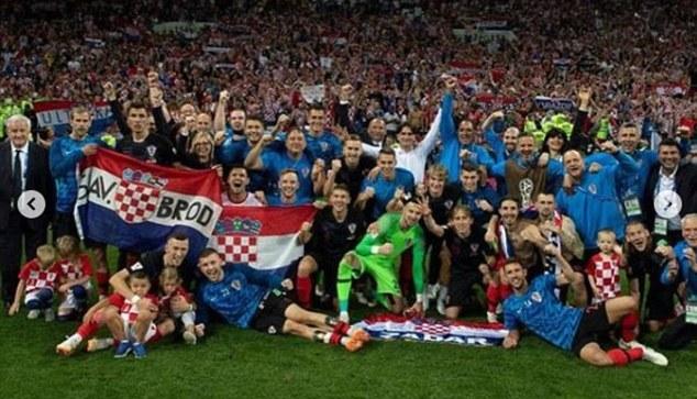 Hậu đại chiến: Tuyển Anh được người thân ủi an, Croatia 'quẩy' tưng bừng - Bóng Đá