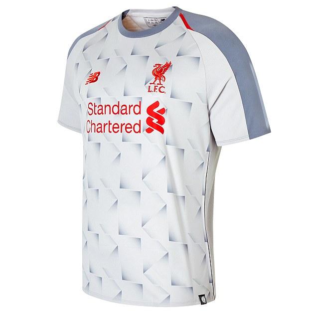 Firmino buồn rười rượi ra mắt áo đấu thứ 3 của Liverpool - Bóng Đá