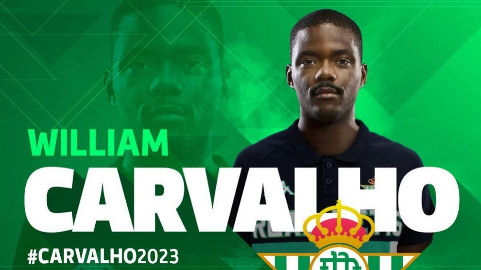 CHÍNH THỨC! William Carvalho có bến đỗ mới ở La Liga - Bóng Đá