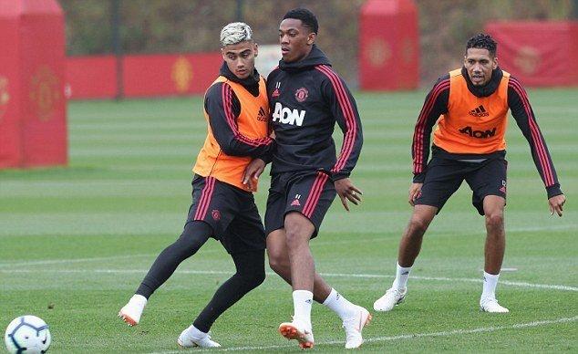 Đây, dấu hiệu CHÔT tương lai Martial tại Man Utd - Bóng Đá