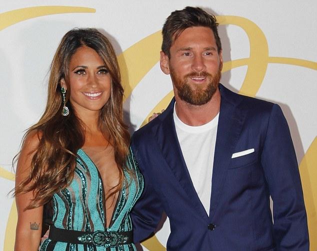 Messi, Henry, Terry tề tựu trong lễ cưới của Fabregas - Bóng Đá