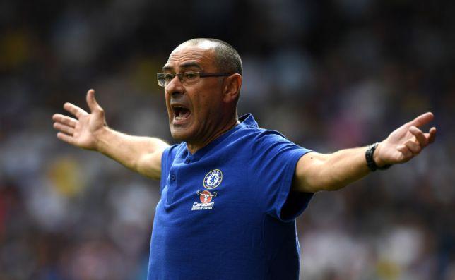 HLV Sarri chỉ rõ 2 vị trí chưa đạt yêu cầu của Chelsea - Bóng Đá