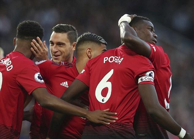 Paul Pogba khiến HLV Mourinho phật lòng - Bóng Đá