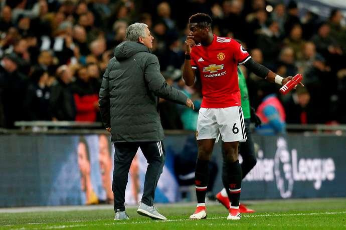 Tiết lộ: 17 từ trong thông điệp chuyển nhượng Mourinho gửi đến Pogba - Bóng Đá
