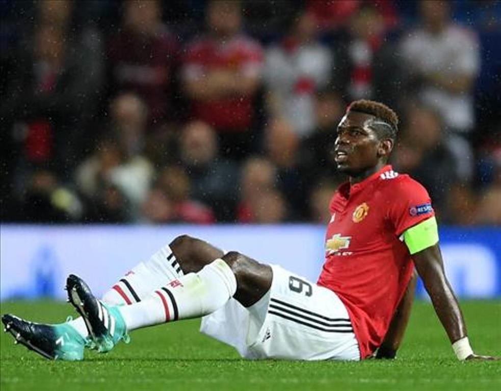 Mourinho chốt đội trưởng của Man Utd, không phải Pogba - Bóng Đá