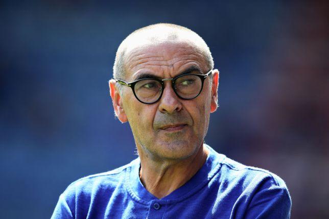 HLV Sarri tiết lộ lí do Chelsea bị ghi 2 bàn trong 5 phút - Bóng Đá