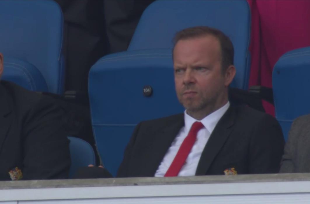 Ed Woodward ngao ngán sau thất bại của Man Utd - Bóng Đá