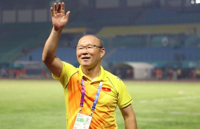 Chỉ cần 6 từ, HLV Park Hang-seo khiến Olympic Việt Nam như được xài doping - Bóng Đá