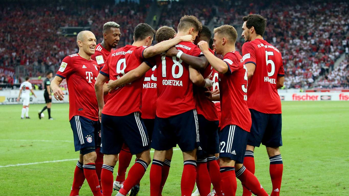 'Cái tên quen thuộc' ghi bàn, Bayern thắng dễ Stuttgart - Bóng Đá