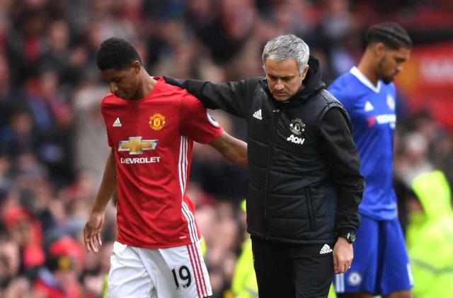 Rashford sẽ là Pandev trong tay Mourinho? - Bóng Đá