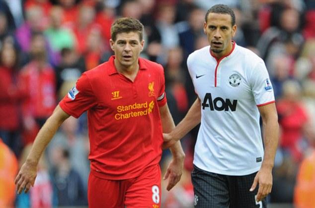 Gerrard hé lộ sự thật không ngờ với Ferdinand - Bóng Đá