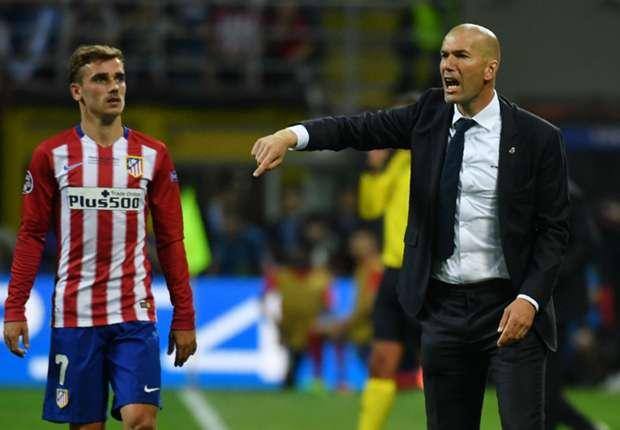 ĐÂY! Cái tên đầu tiên theo Zidane đến Old Traffrod - Griezmann - Bóng Đá