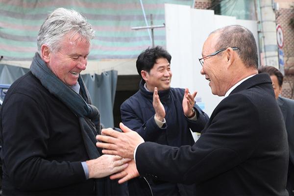 Có Guus Hiddink, Trung Quốc vẫn cực kì e ngại đụng Việt Nam tại vòng loại U23 châu Á - Bóng Đá