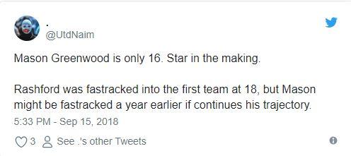 Mason Greenwood lập hat-trick, Man Utd đã tìm ra Cristiano Ronaldo mới  - Bóng Đá
