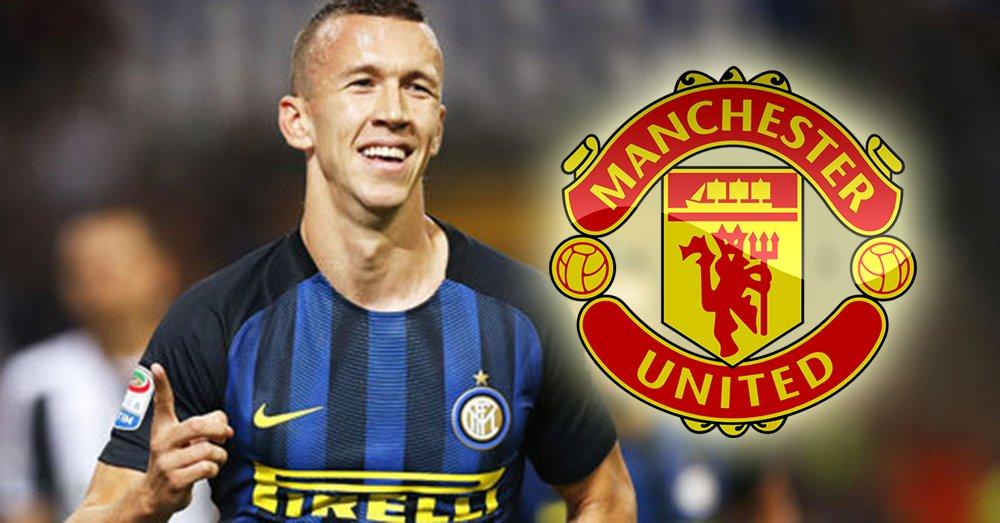 Inter mở lời, Man Utd rộng đường có Ivan Perisic - Bóng Đá