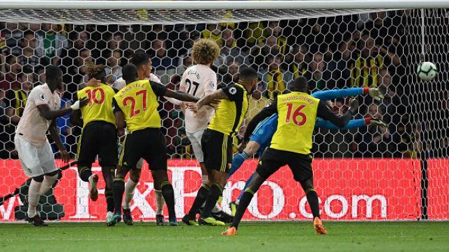 Đến Mourinho cũng phải 'phát sốt' vì David de Gea - Bóng Đá