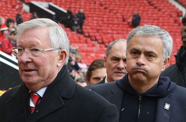 Dùng bài của Sir Alex, Mourinho đã 'dẹp loạn' thành công - Bóng Đá