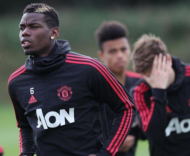 Paul Pogba gây họa khiến 25 nhân viên Man Utd phải đau đầu - Bóng Đá