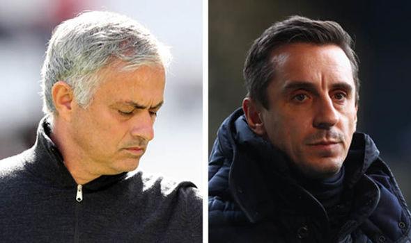 Neville chỉ ra vấn đề thật sự của Man Utd - Bóng Đá