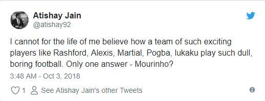 Fan Quỷ đỏ kêu trời khi Man Utd đá quá nhàm chán - Bóng Đá