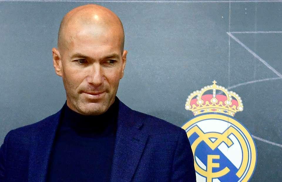 Lộ diện 3 cầu thủ Man Utd được Zidane thèm muốn khi còn ở Real - Bóng Đá