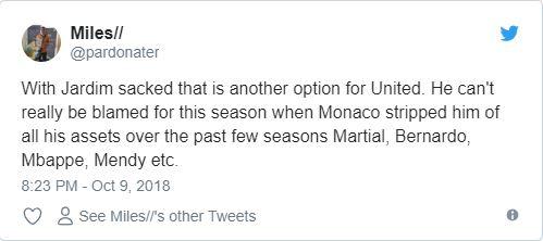 Monaco chính thức sa thải Jardim - Bóng Đá