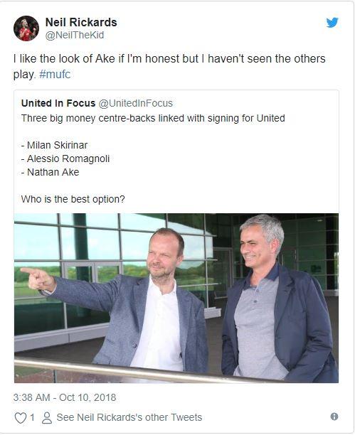 Fan Man Utd ủng hộ Mourinho mua sao Bournemouth - Bóng Đá