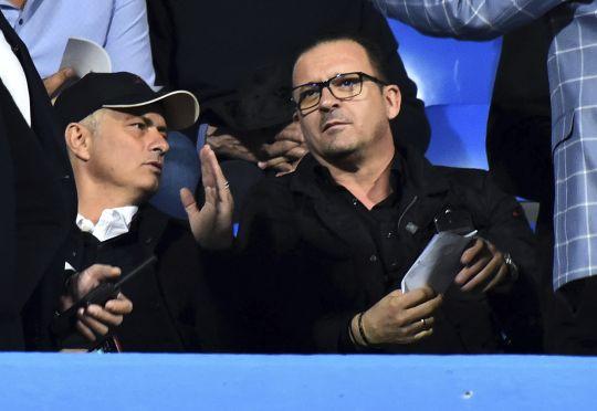 Mourinho mua Milenkovic - Bóng Đá