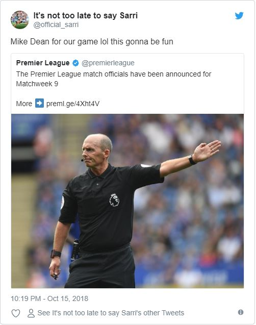 Trọng tài tai tiếng bắt trận Chelsea - Man Utd - Bóng Đá