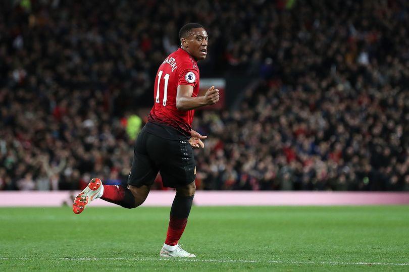 Man Utd nhận tin sốc từ Anthony Martial - Bóng Đá