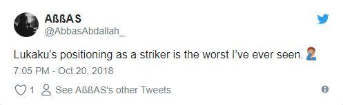 Lukaku hứng chỉ trích - Bóng Đá