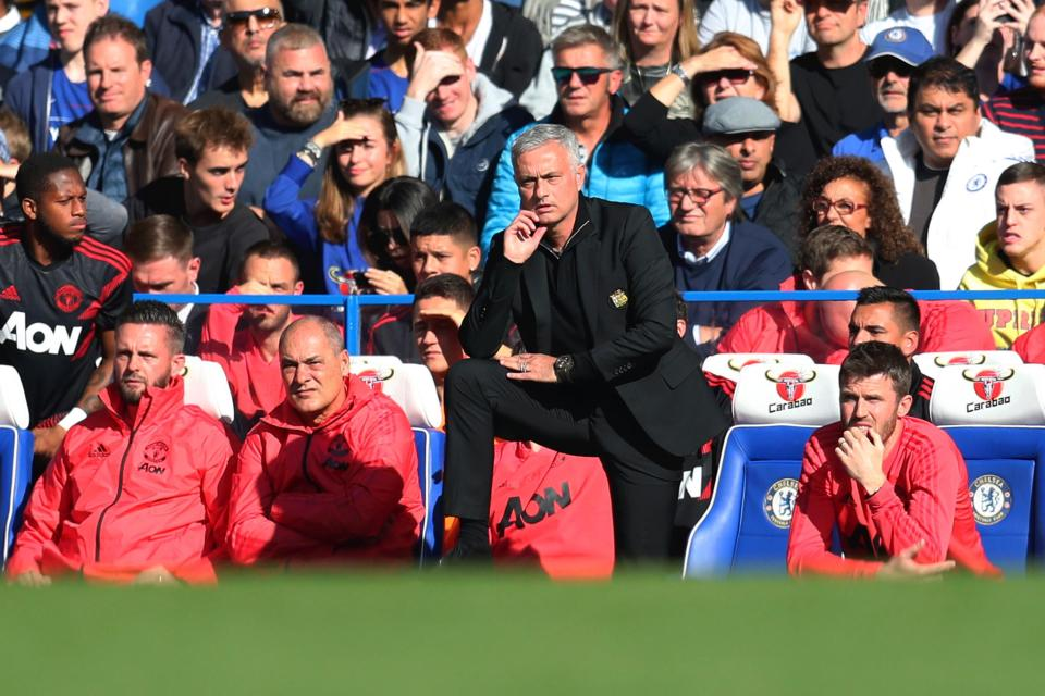 Mourinho khen ngợi 7 cái tên sau trận hòa Chelsea - Bóng Đá