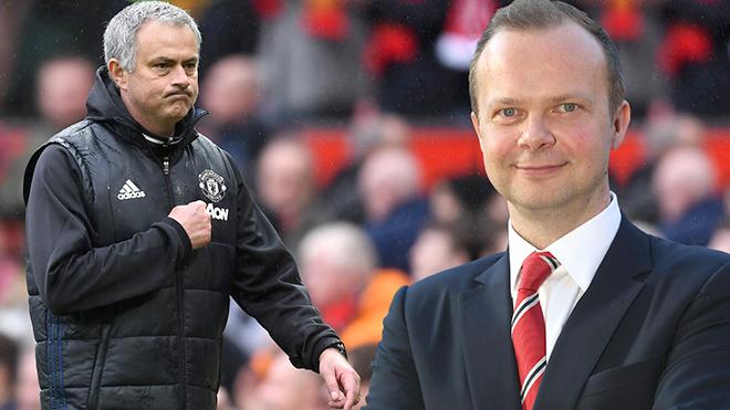 Vì một cái tên, Mourinho và Ed Woodward lại mâu thuẫn - Milenkovic - Bóng Đá