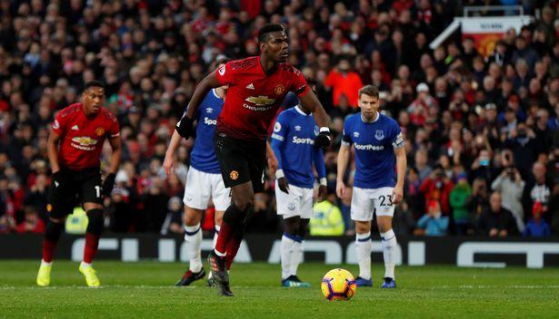 Mourinho muốn Pogba thôi đá penalty - Bóng Đá