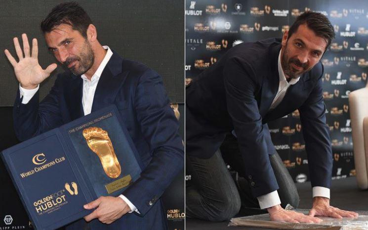 Cavani giành Golden Foot - Bóng Đá