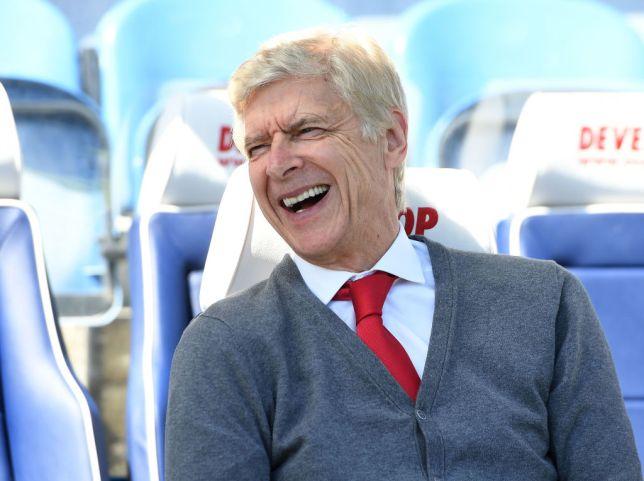 HLV Wenger nói về việc đến AC Milan - Bóng Đá