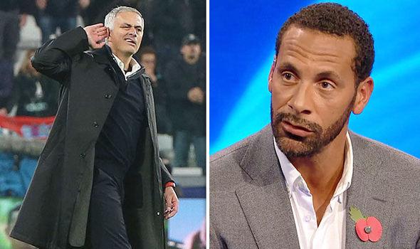 Ferdinand khen ngợi 2 quyết định thiên tài của Mourinho - Bóng Đá
