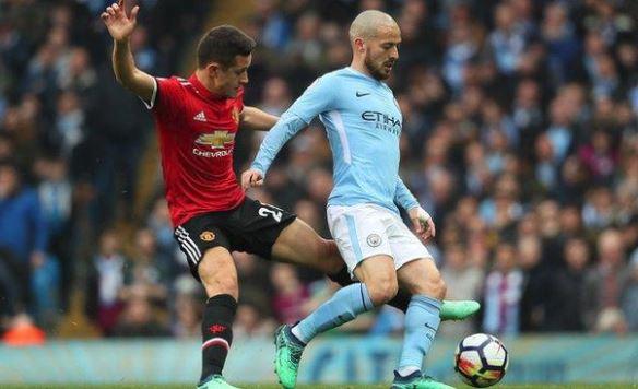 Fletcher chỉ Man Utd bí quyết đánh bại Man City - Herrrera - Bóng Đá