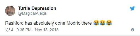 Rashford đi bóng quá ảo, biến Modric và tuyển Croatia thành trò hề - Bóng Đá