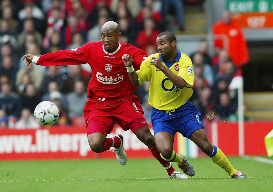 Diouf : Tôi nên đến Man Utd thay vì Liverpool - Bóng Đá