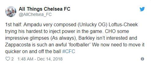 Bản hợp đồng 22.5 triệu bảng của Chelsea bị chê bai không ngớt - Bóng Đá