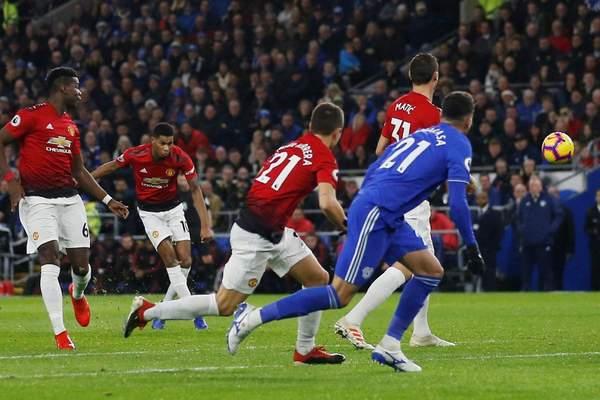 Solskjaer so sánh Rashford với Ronaldo - Bóng Đá