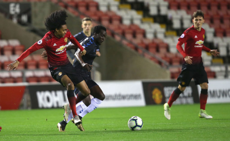 5 Man United youngsters who could play against Reading - Bóng Đá