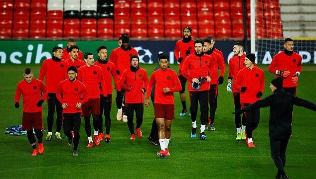 Di Maria đầy tâm trạng trong lần trở lại Old Trafford - Bóng Đá