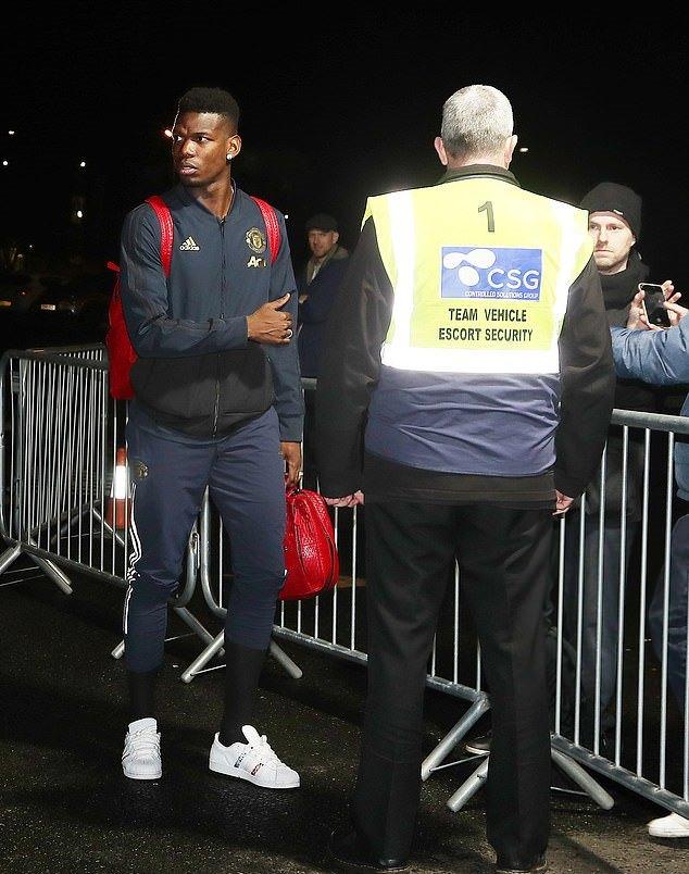 Man Utd tươi tắn đón tiếp PSG - Bóng Đá