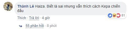 Sốc! 'Phản thầy' thấy rõ, Kape vẫn được fan Chelsea ở Việt Nam tung hô - Bóng Đá