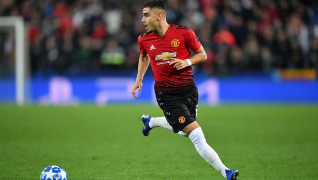 Manchester United's Andreas Pereira has to reach another level against PSG - Bóng Đá