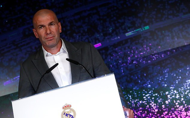 Zidane: Tôi không sai khi rời Real Madrid - ảnh - Bóng Đá