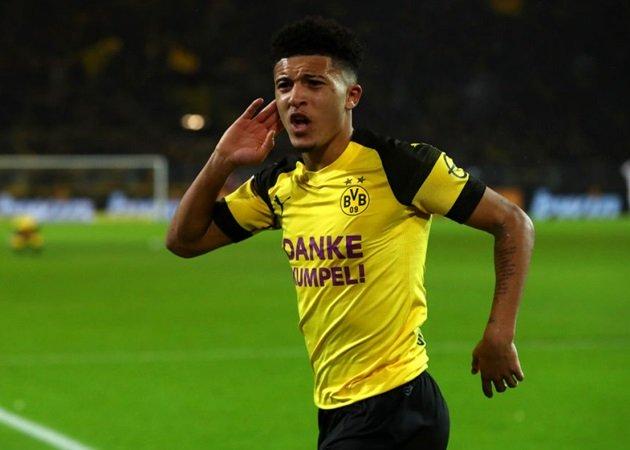 Dortmund trả lời sancho Man Utd - Bóng Đá
