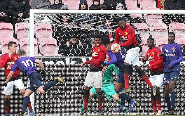 Trẻ MU thua Midtjylland  - Bóng Đá